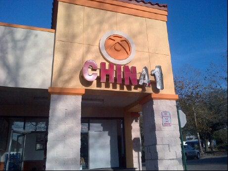 China One,