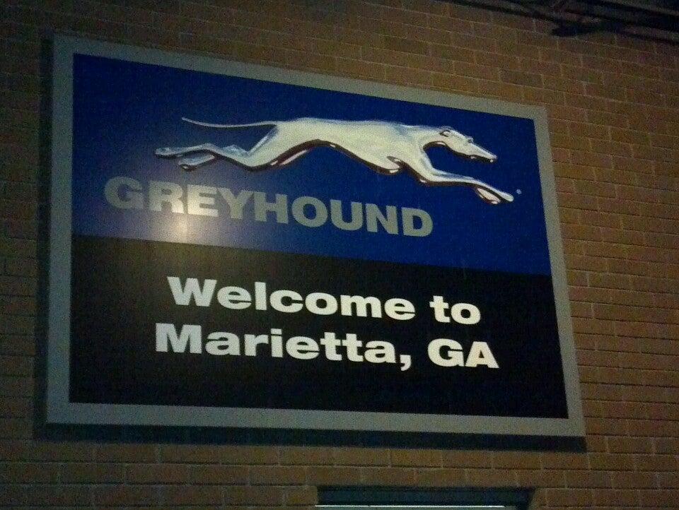 Greyhound Packagexpress,bus,bus station,bus terminal,transportation