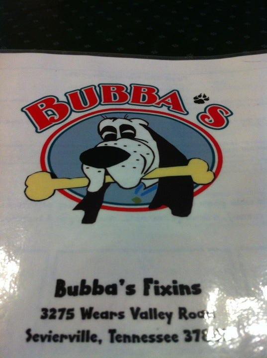 BUBBAS COUNTRY COOKIN,