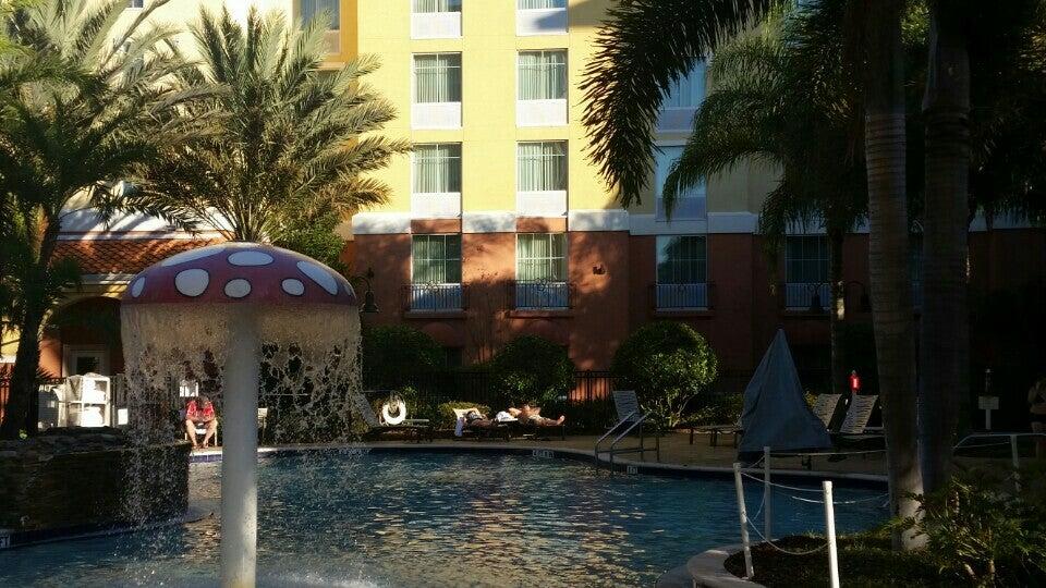 HILTON GARDEN INN LAKE BUENA VISTA ORLANDO,hilton,hotel,pool