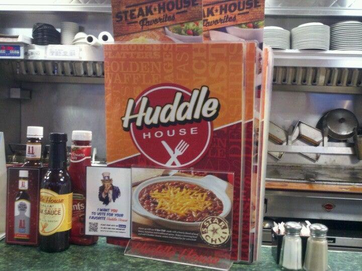 HUDDLE HOUSE,