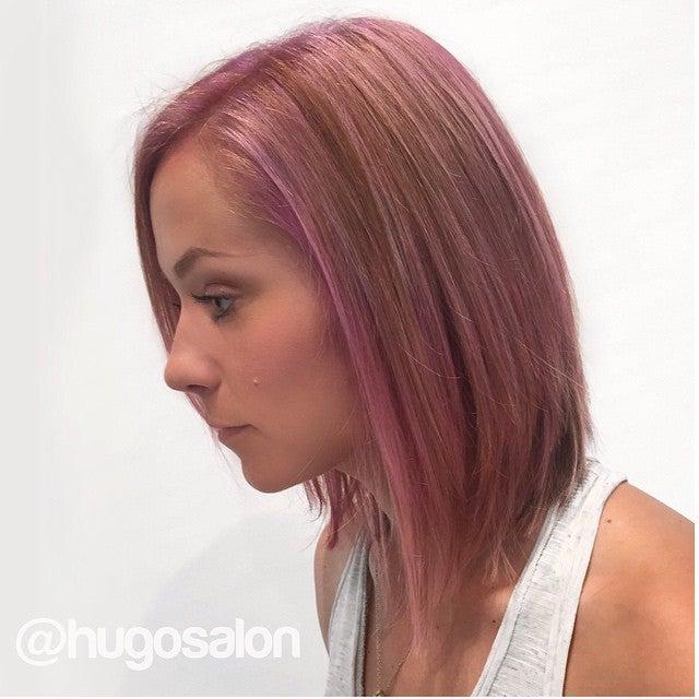 HUGO Salon,beauty salon,brazilian,hair,hair color,hair cut,highlights,salon