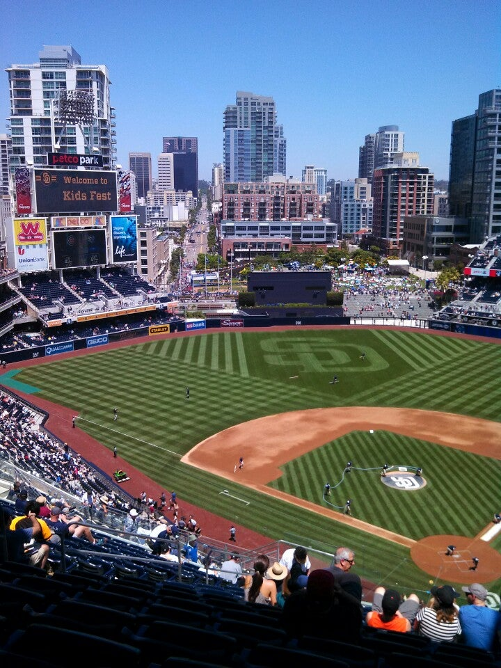 Petco Park, San Diego: Tickets, Schedule, Seating Charts ...