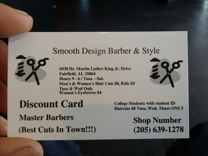Smooth Design Barber & Style,