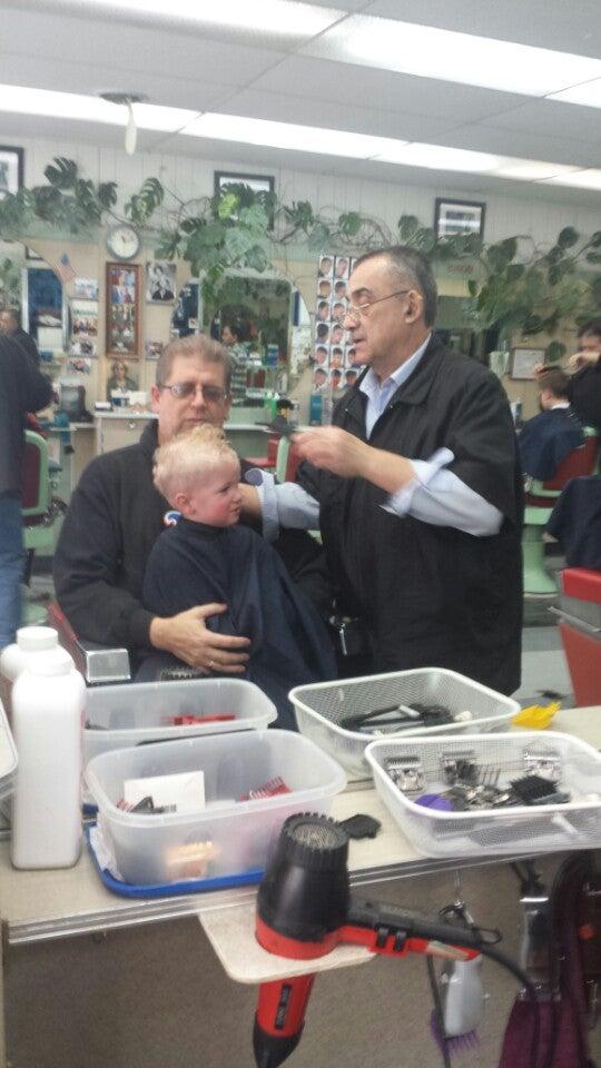 Sal & Vin's Barber Stylist,
