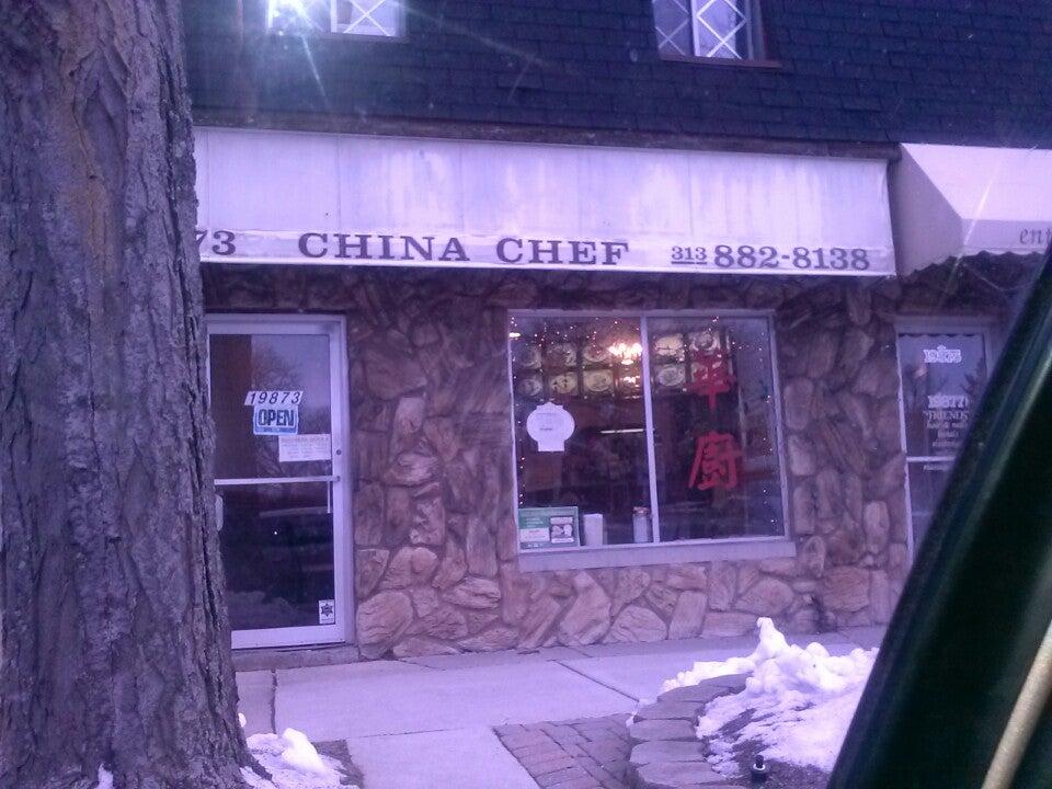 CHINA CHEF,