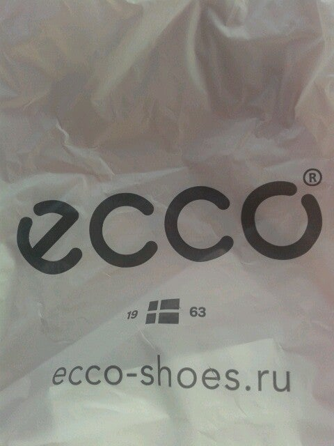 ECCO фото 1