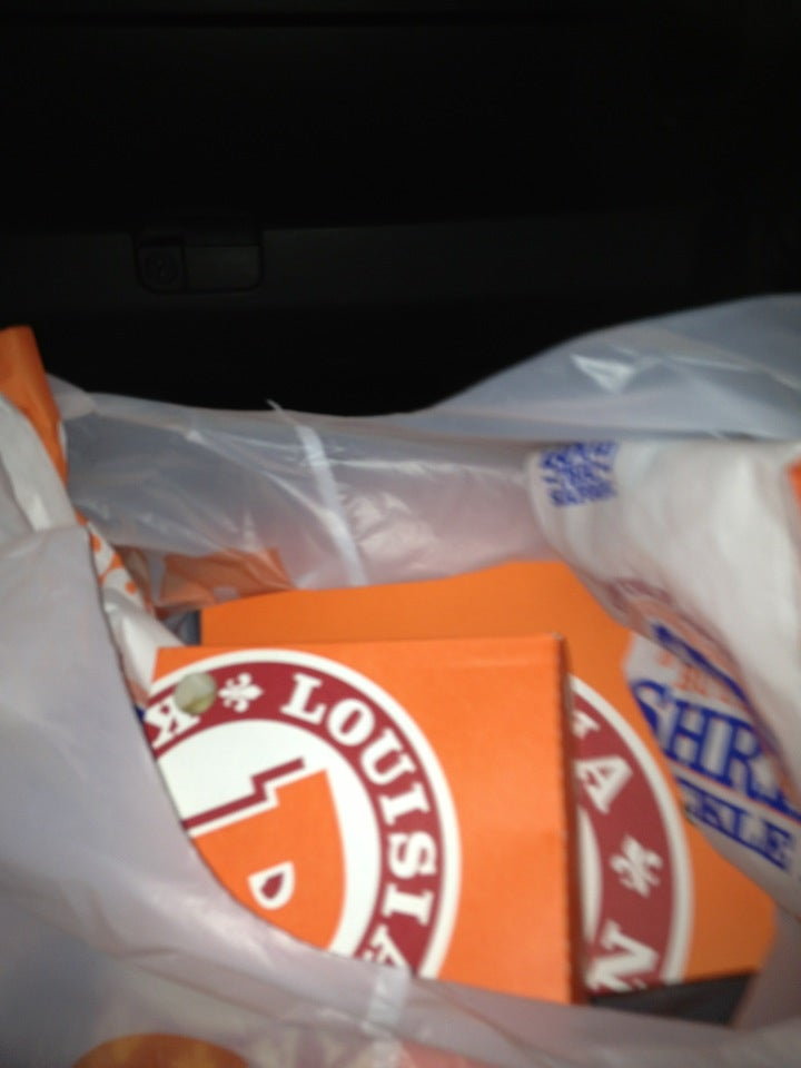 Popeyes Chicken,