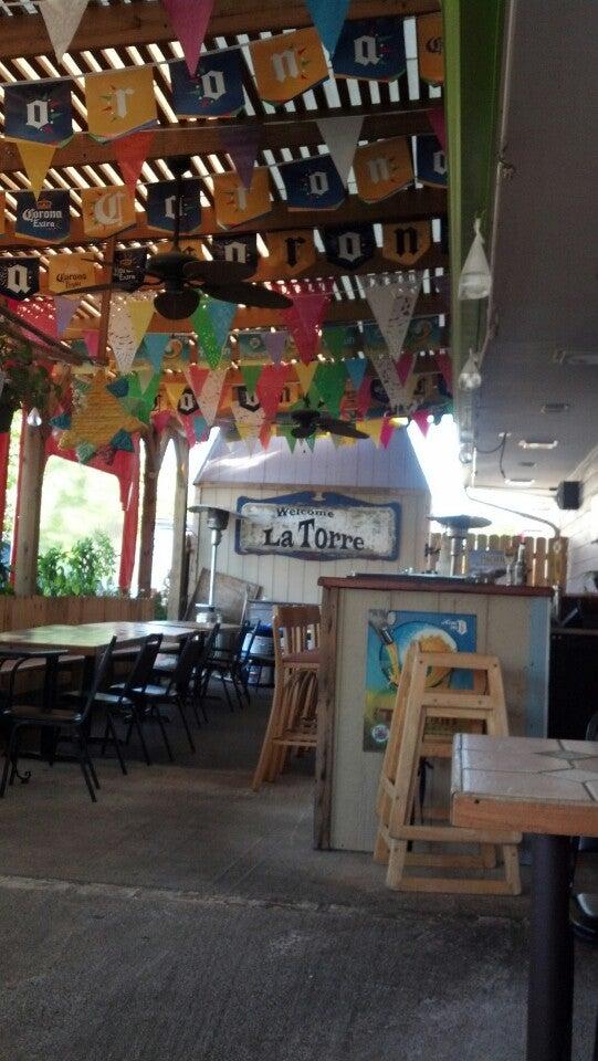 La Torre,college mall,mexican,restaurant