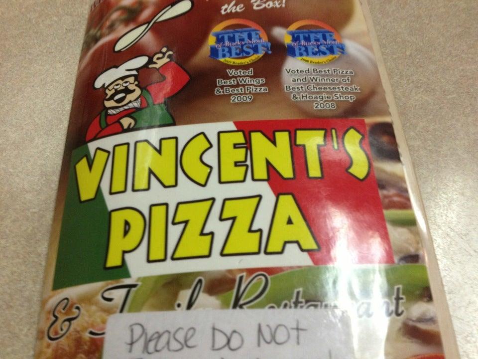 Vincent's Pizza,