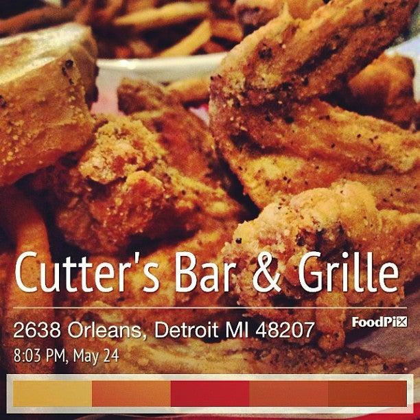 Cutters Bar & Grill,