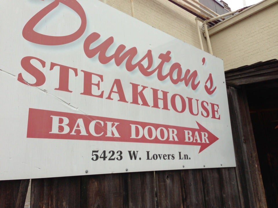 Dunston's Steakhouse