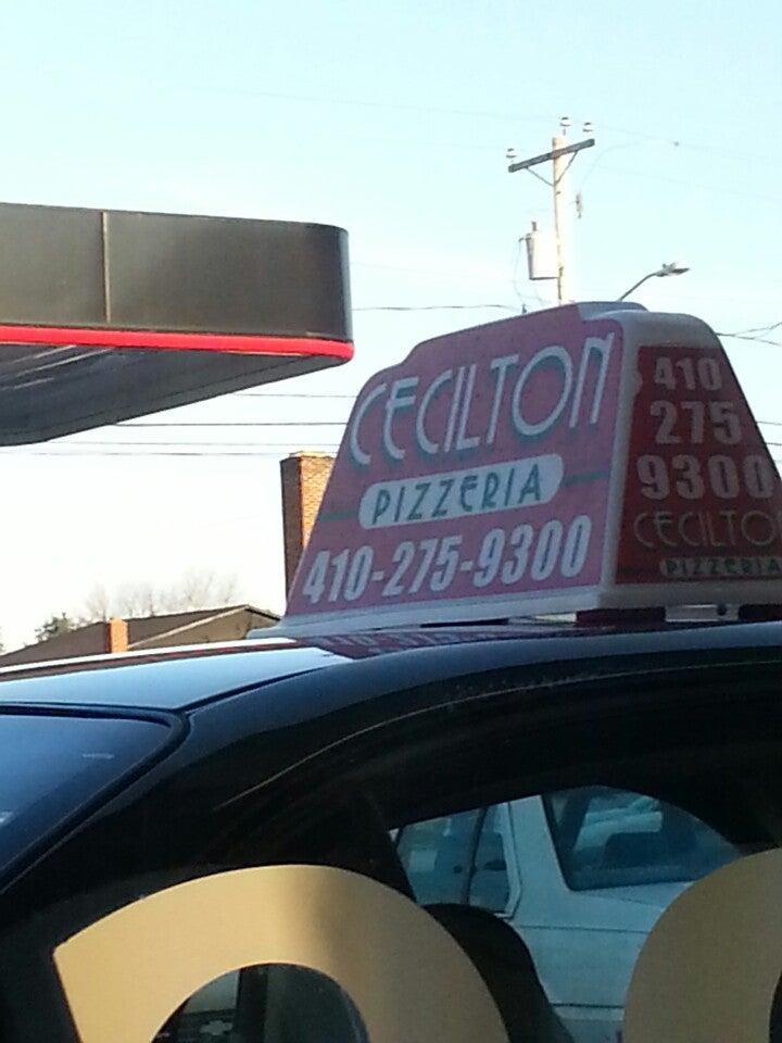 Cecilton Pizzaria,