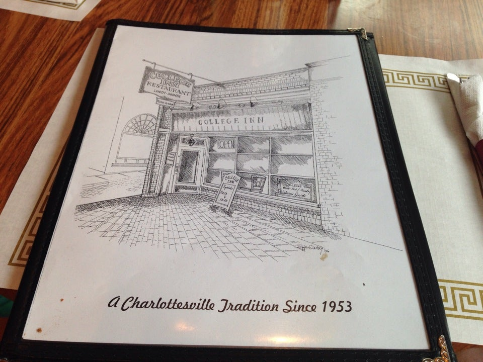 College Inn Restaurant,greek food