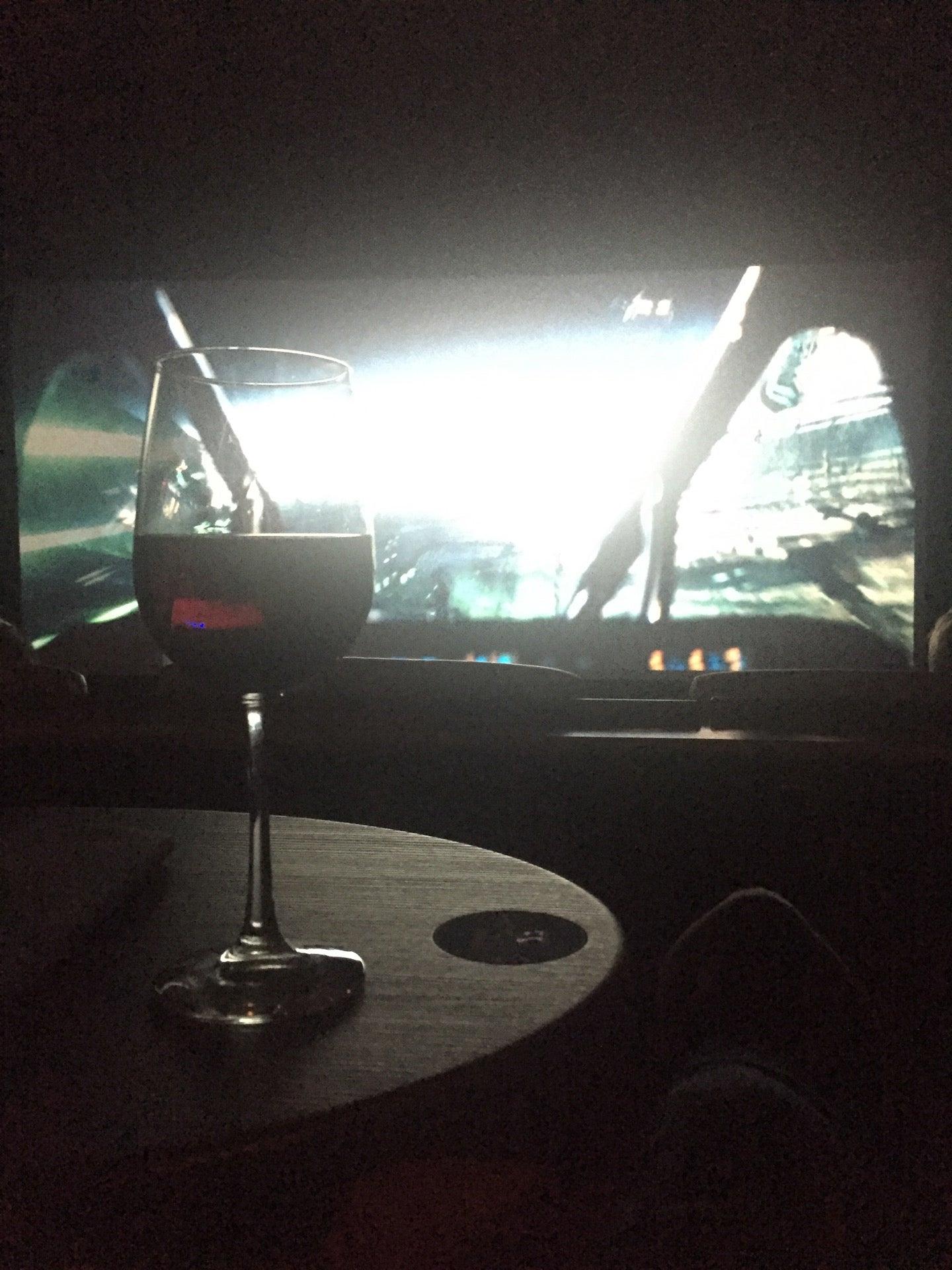 Ipic Theatre,3d,beer,dinner,film,wine