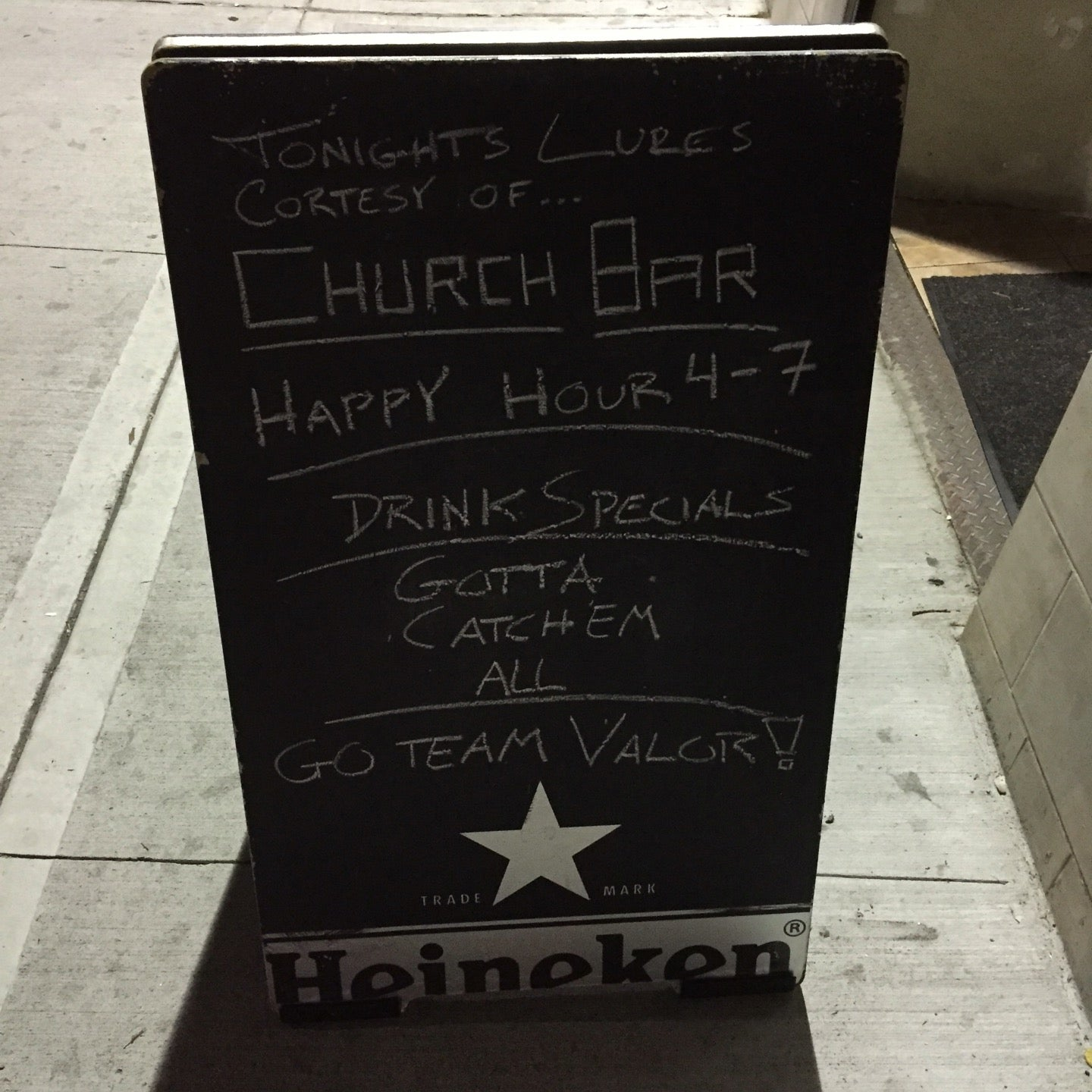 Church Cafe Wine Bar,