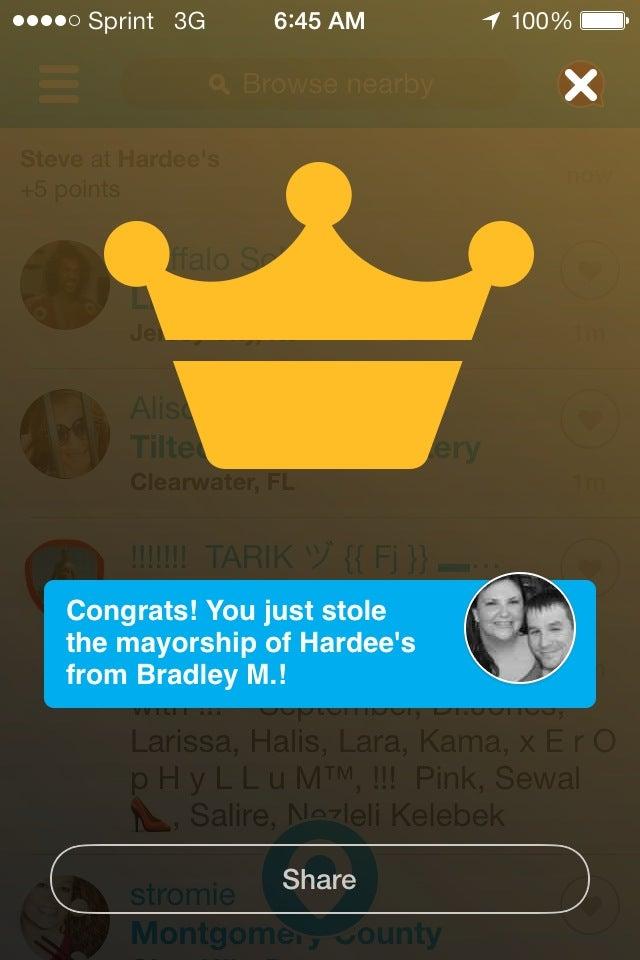 HARDEE'S,