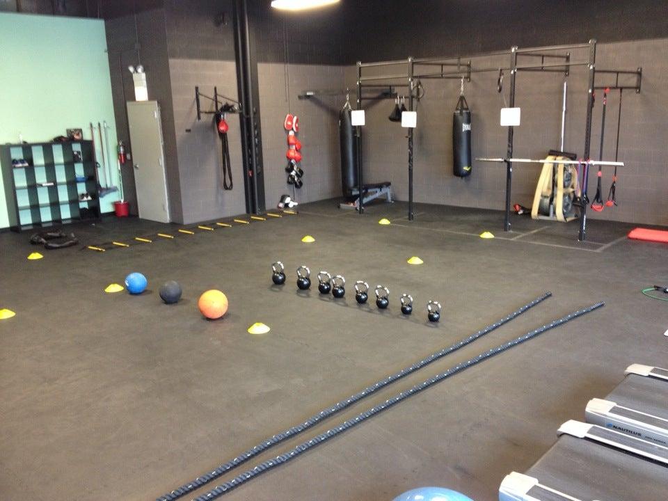 Cross Kicks Fitness,