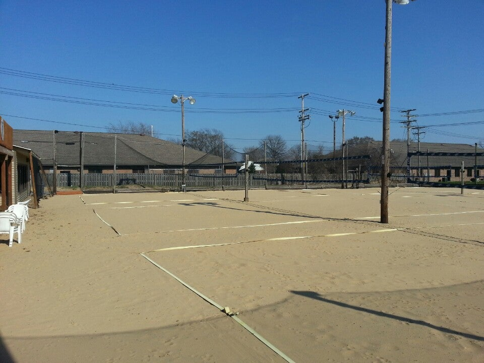 OUTPOST SPORTS,beach volleyball