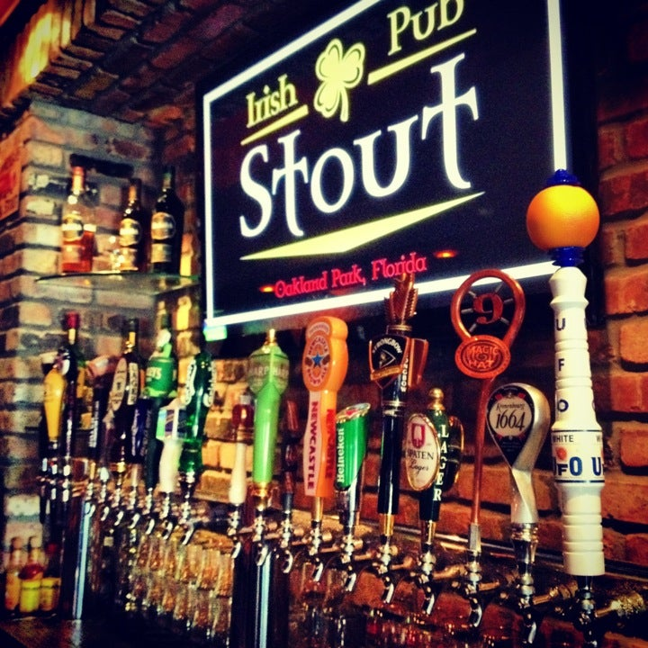 Stout Bar & Grill