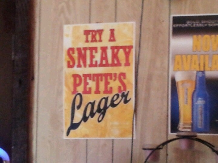 Sneaky Petes Tavern,