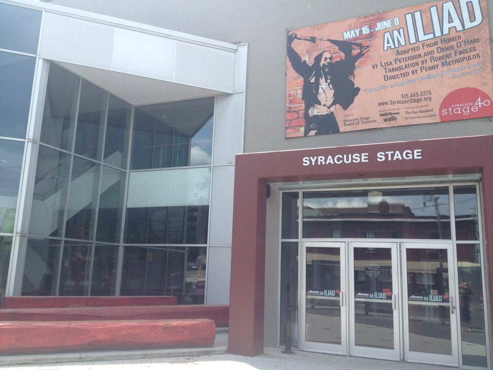 Syracuse Stage Theatre