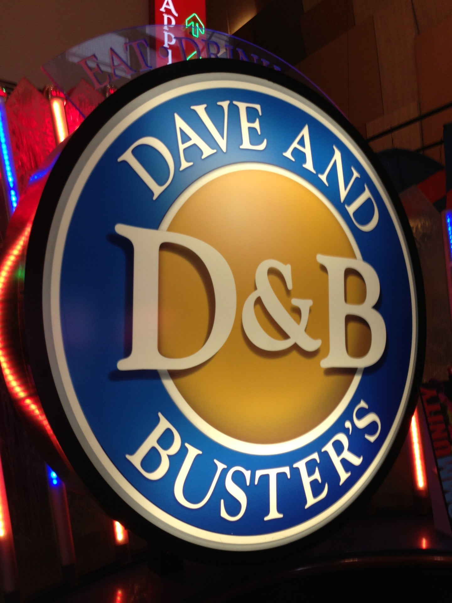 Dave Busters New York Tickets Schedule Seating Charts Goldstar