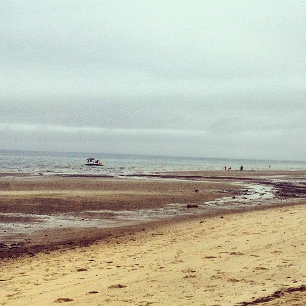 Howes Street Beach