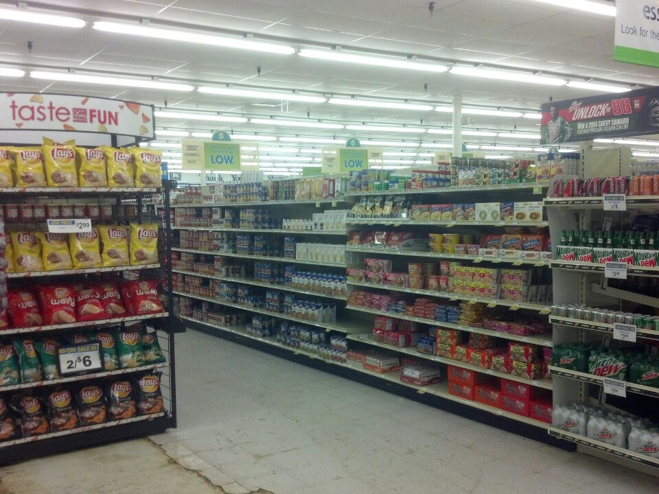 Food Lion Grocery Store,