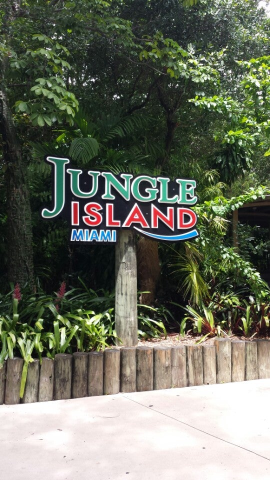 Jungle Island Miami Ft Lauderdale Tickets Schedule