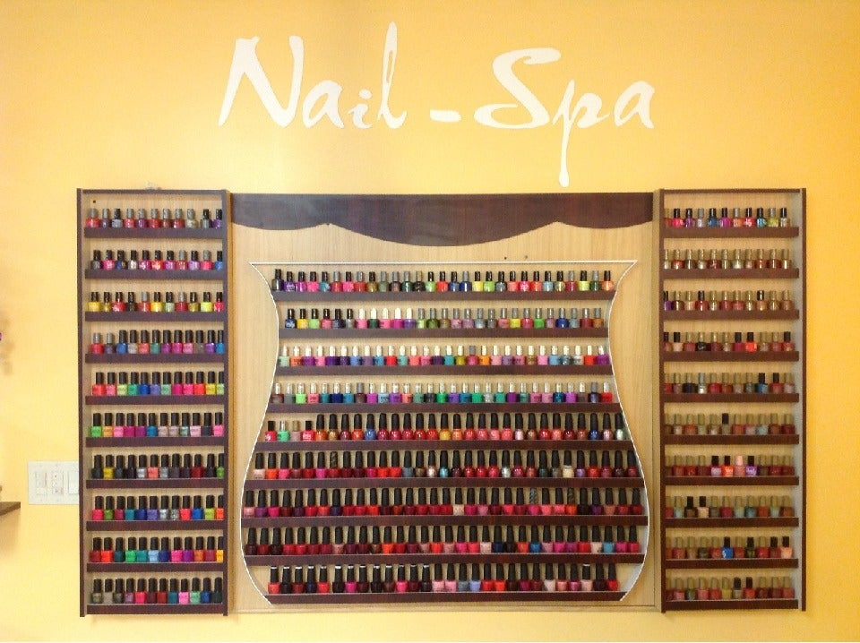 Nail Spa,