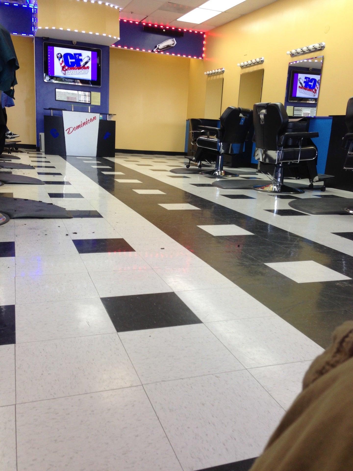 Cf Dominican Barbershop,