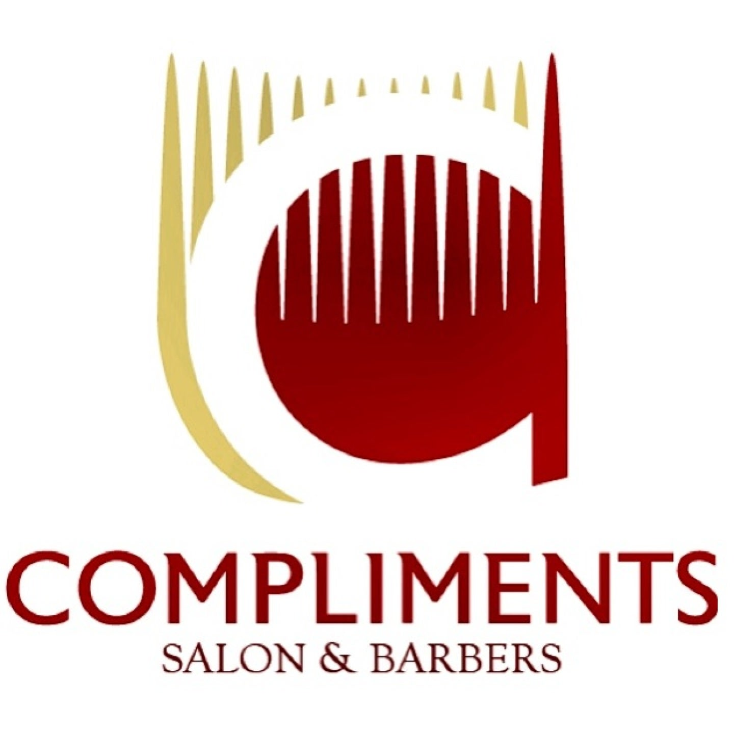 Compliments Salon and Barber Shop,