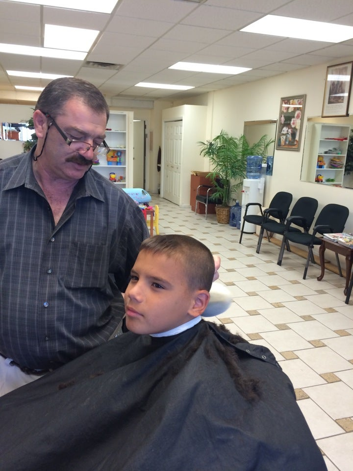 Cross River Barber Shop,