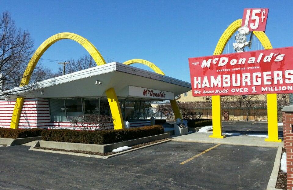 McDonald's,mcdonald's,mcdonalds,museum