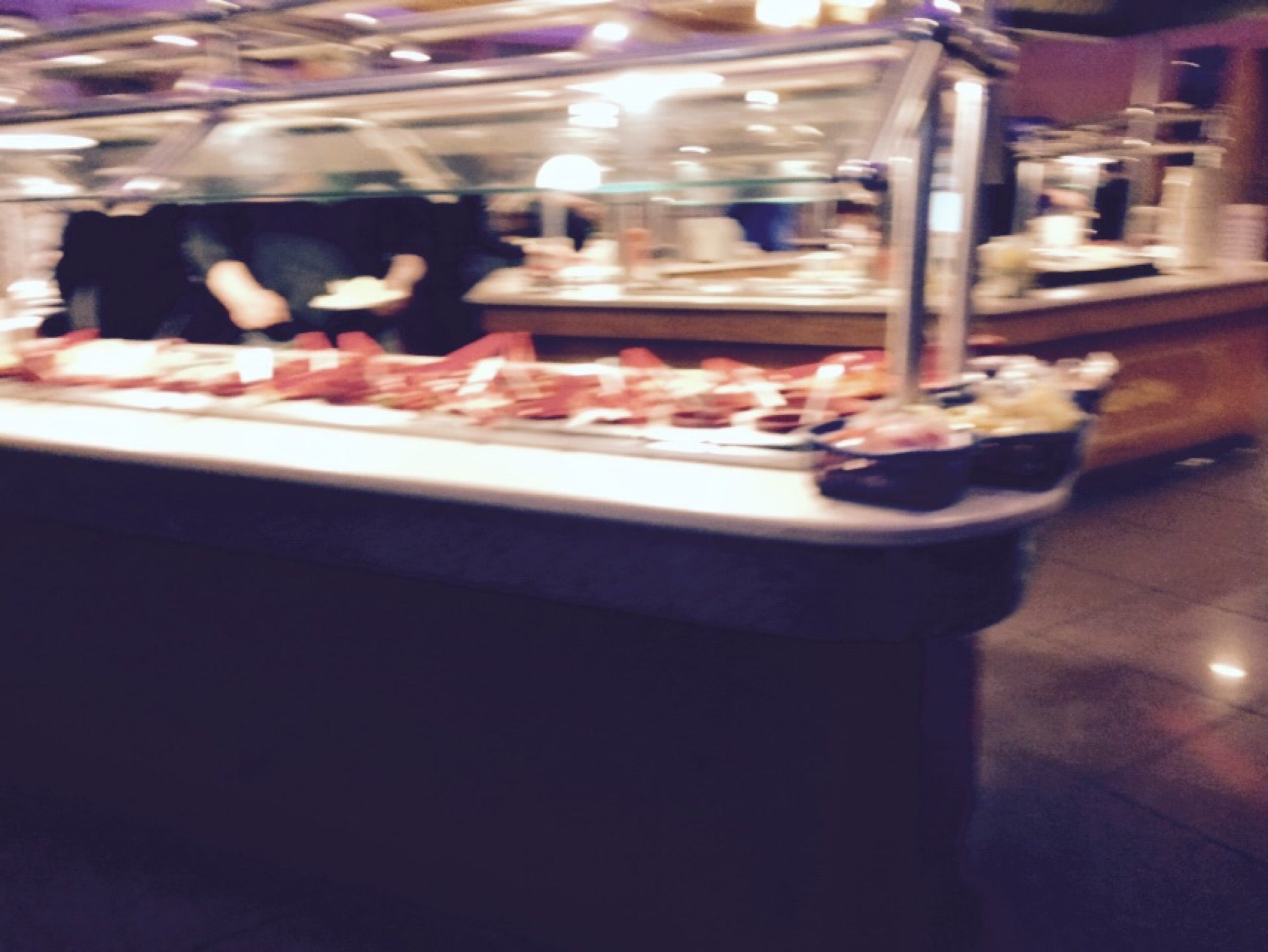 Gourmet Buffet,