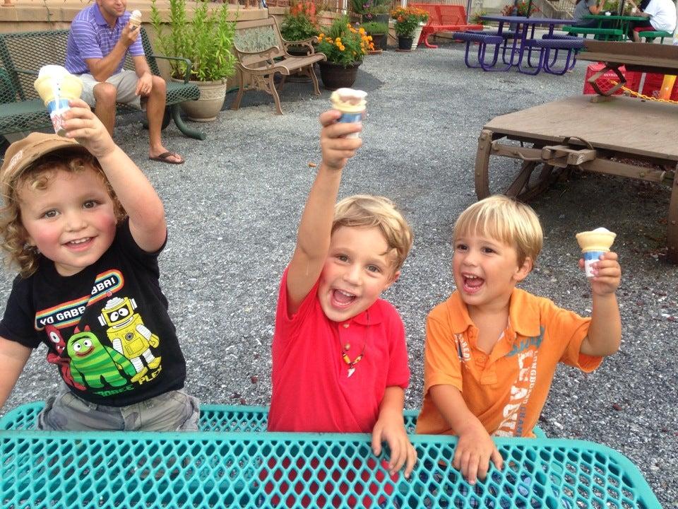 Wertz Ice Cream Cone,