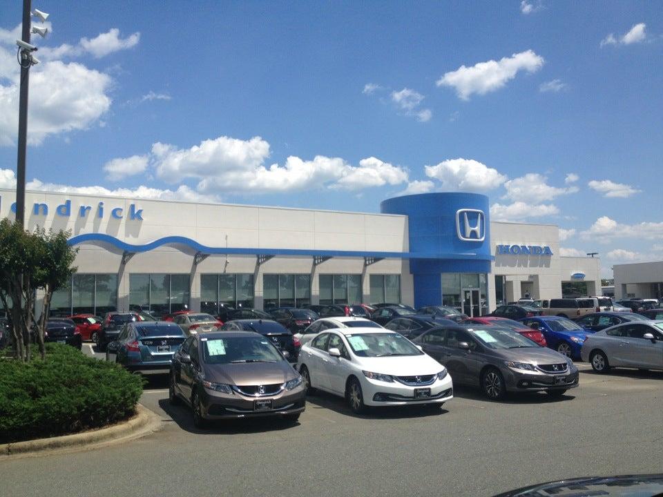 HENDRICK HONDA,cars,great service, friendly salespeople,hybrid,suv,truck