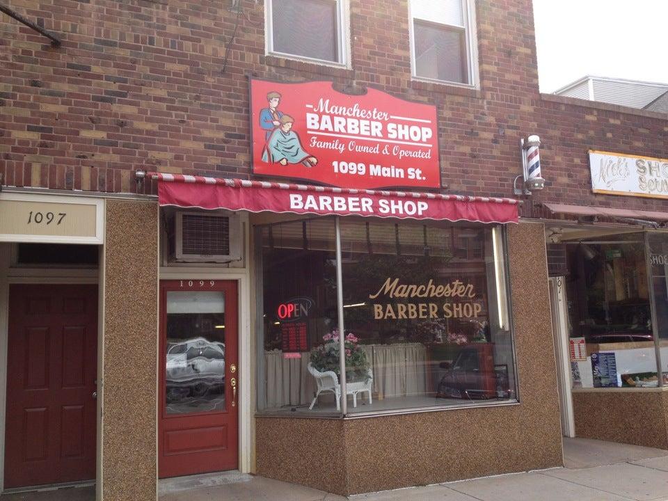 Manchester Barber Shop,