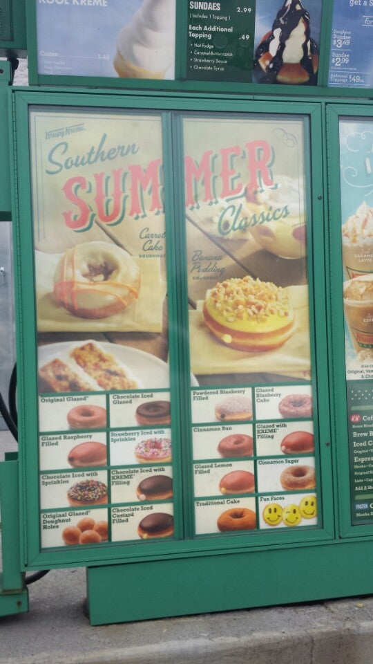 Krispy Kreme Doughnuts,coffee,donuts,krispy kreme