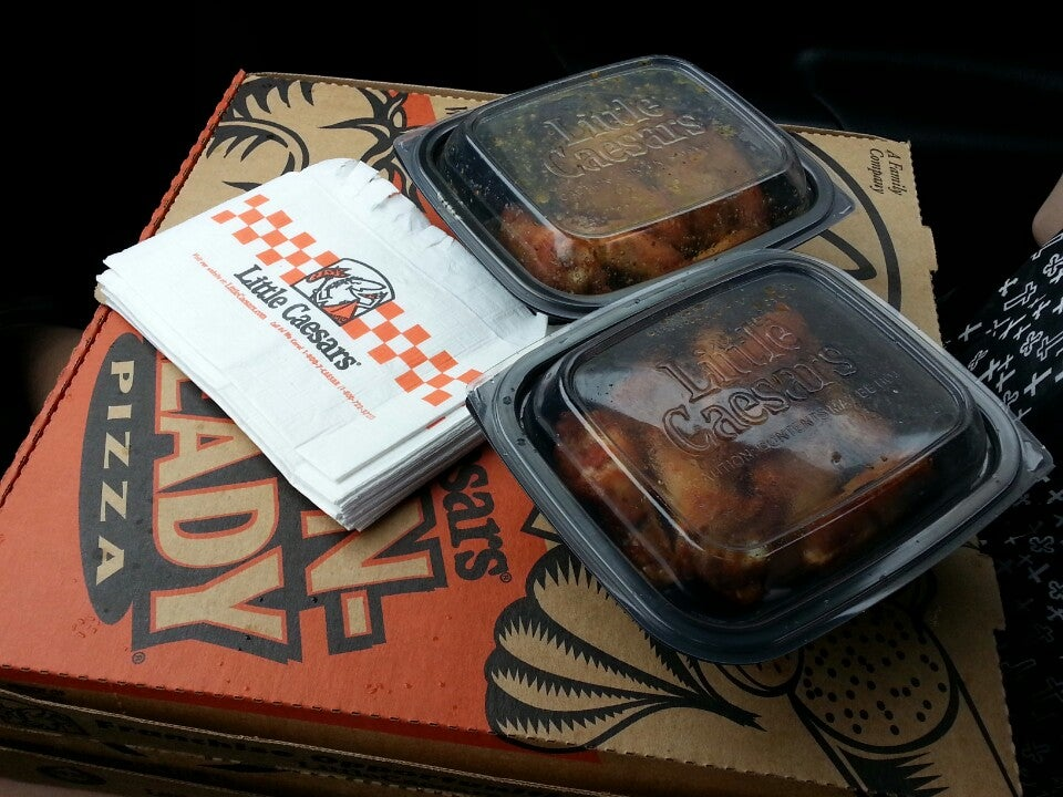 Little Caesars,$5 pizzas