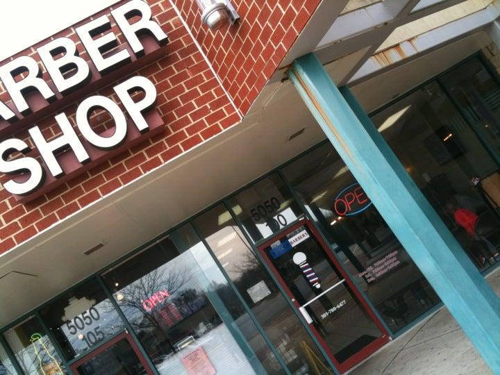 Village Barbershop,
