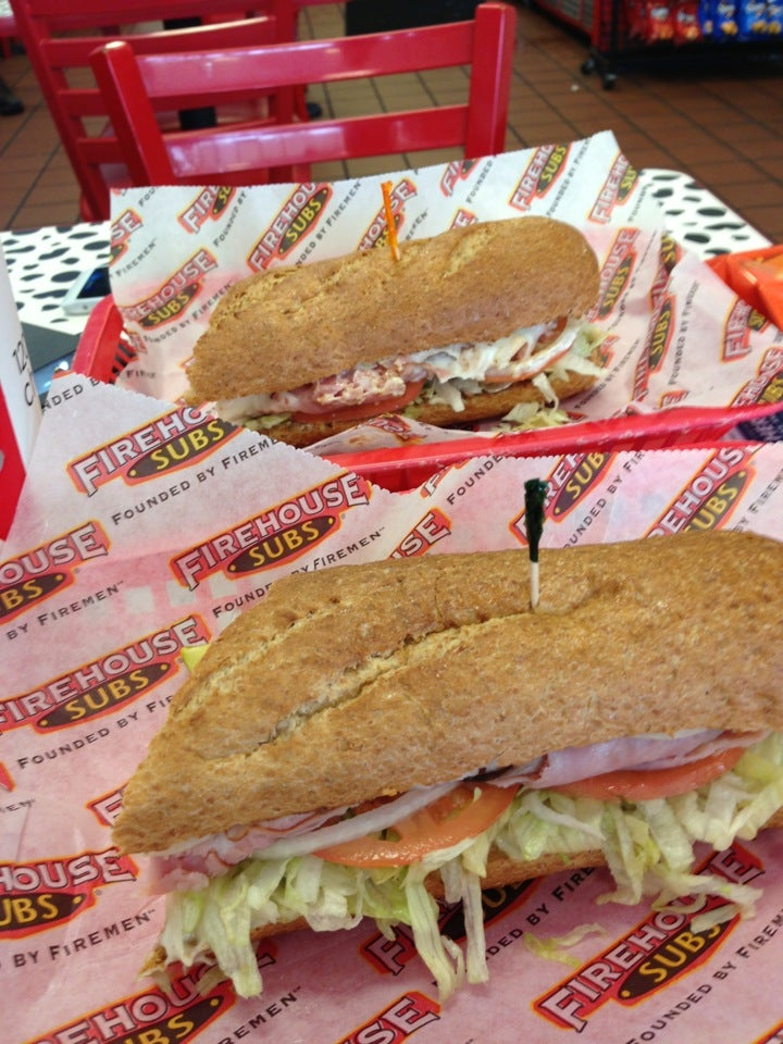 Firehouse Subs Hattiesburg,
