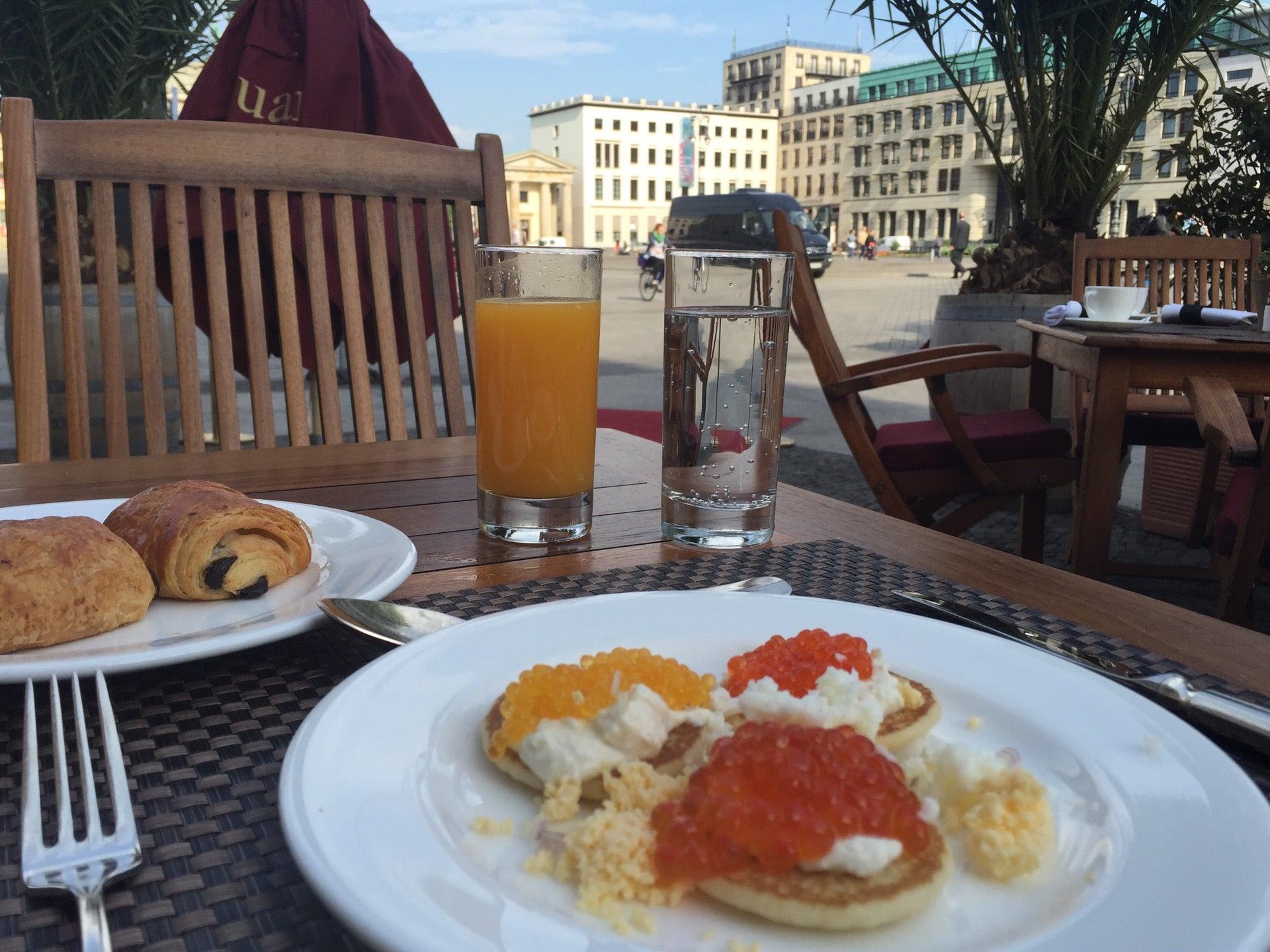 speisekarte von restaurant quarr u00e9  im hotel adlon kempinski  in berlin mit preisen