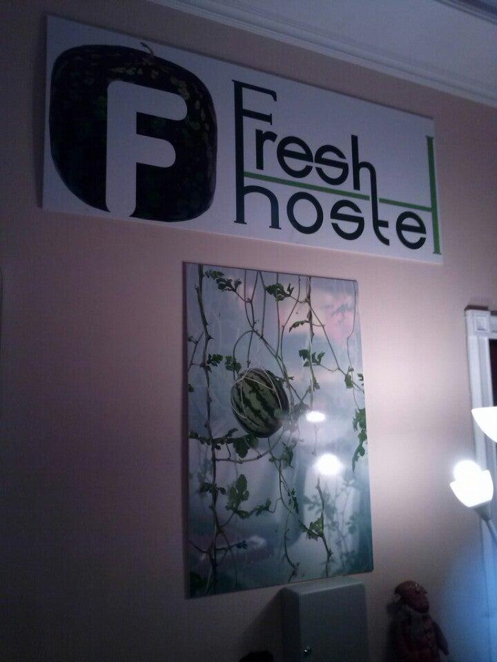 Fresh Hostel фото 2