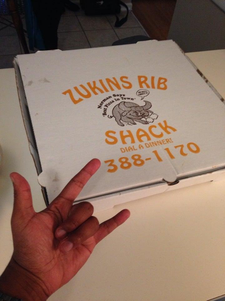 Zukin's Rib Shack,