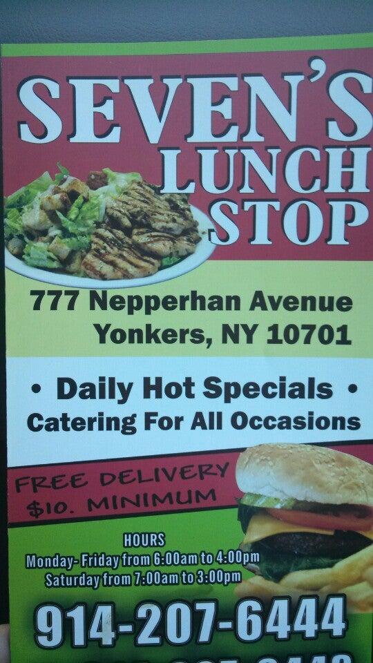 Seven's Lunchonette,