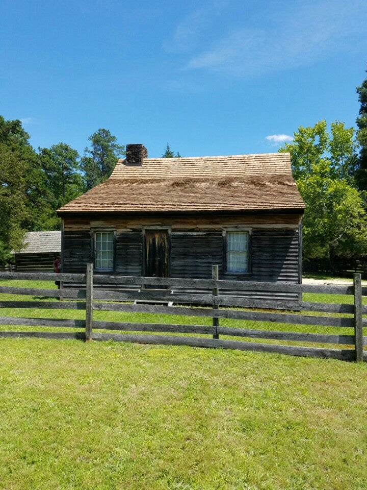 THE BENNETT PLACE STATE HISTORIC SITE,
