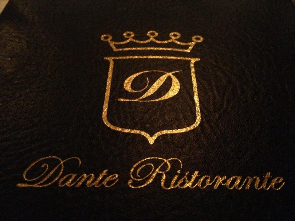 Dante Restaurant,