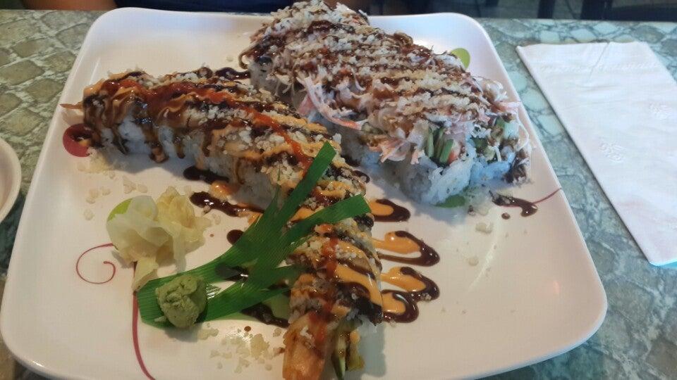 Sushi Time,